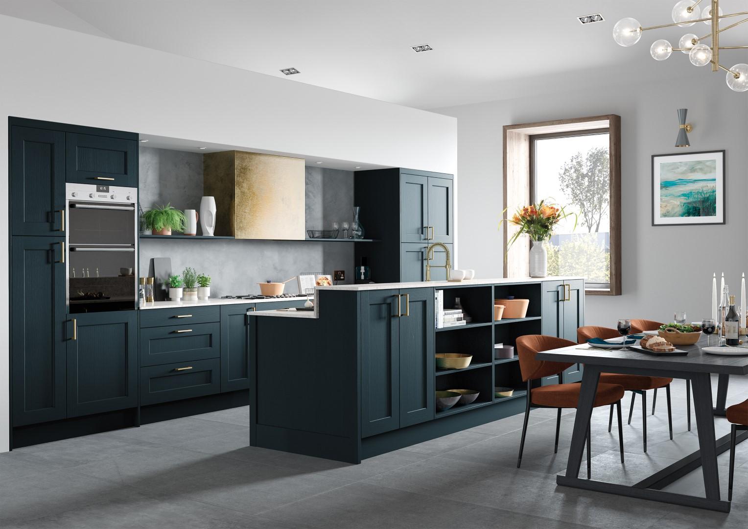 Wakefield Marine Kitchen - Kitchen Design - Alan Kelly Kitchens - Waterford